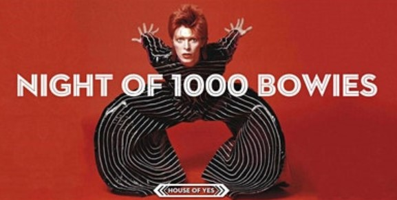 Night of 1,000 Bowies