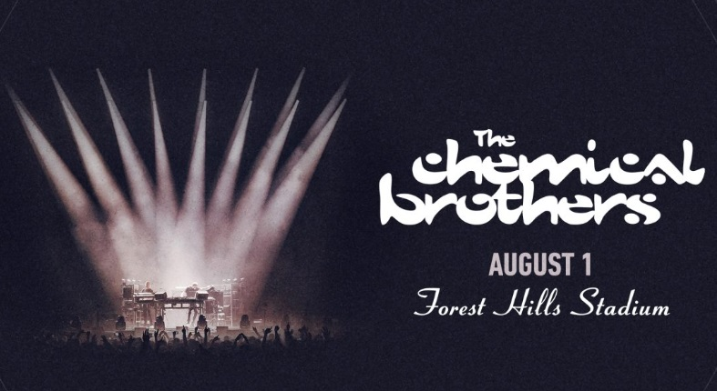 The Chemical Brothers In Concert